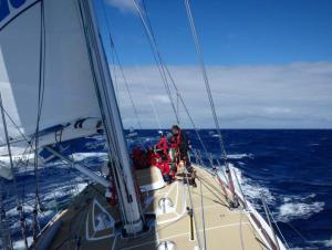 munka az Atlanti óceánon